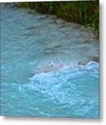 Crystal Waters Metal Print