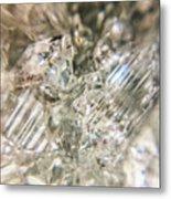 Crystals And Stones Zeolite 4718 Metal Print