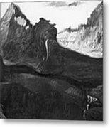 Csontvary: Hight Tatras Metal Print