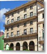 Cuban Building. Metal Print