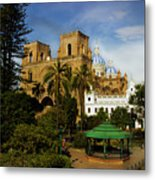 Cuenca Is A World Heritage Site Metal Print