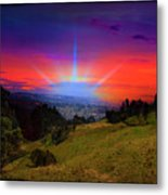 Cuenca Is Blessed II Metal Print