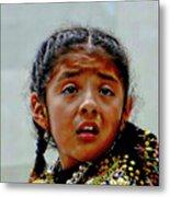Cuenca Kids 1033 Metal Print