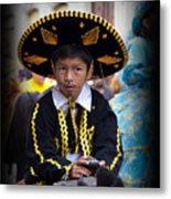 Cuenca Kids 670 Metal Print