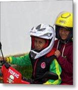 Cuenca Kids 889 Metal Print