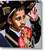 Cuenca Kids 897 Metal Print