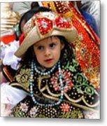 Cuenca Kids 900 Metal Print