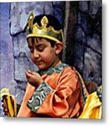 Cuenca Kids 903 Metal Print