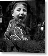 Cuenca Kids 954 Metal Print