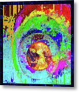 Cultural Literacy For Lovers And Dreamers Number 2 Metal Print