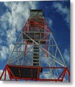 Culver Fire Tower Metal Print