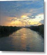 Cumberland River - Nashville  Metal Print
