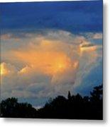 Cumulonimbus Cloud  Metal Print
