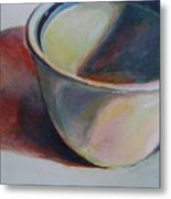 Cup And Shadow 1 Metal Print