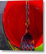 Cup Of Color Metal Print