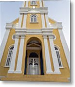 Curacao - The Office Of The Public Prosecutor Metal Print