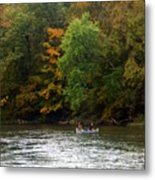 Current River 2 Metal Print