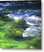 Current River 8 Metal Print