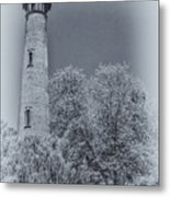 Currituck Beach Lighthouse Metal Print