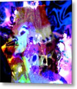Curse Of The Sea Witch Metal Print