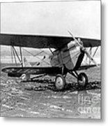Curtiss P-1 Hawk,1925 Metal Print