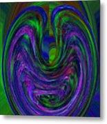 Curve Evolution 1 Metal Print