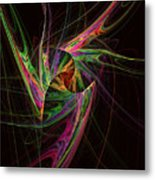 Custodian Of Desires Metal Print