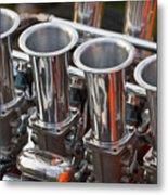 Custom Build Car Metal Print