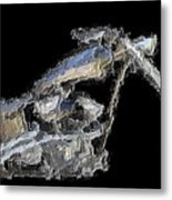 Custom Chopper II Metal Print