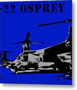 Cv-22 Osprey  Metal Print