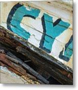Cya Brookingss Harbor 0121 Metal Print