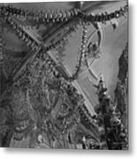 Czech Bone Church Metal Print