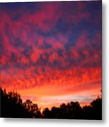 D6b6324 Another Sonoma Sunrise Metal Print