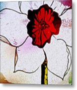 Daffy Down Dilly Metal Print