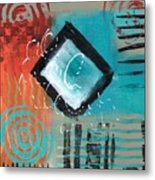 Daily Abstract Week 2, #5 Metal Print