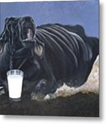 Dairy Is A Mother's Tears Metal Print