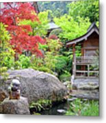 Daisho In Temple Metal Print