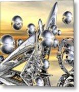 Dakian2 Metal Print