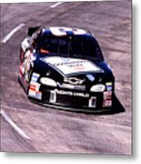Dale Earnhardt # 3 Goodwrench Chrvrolet 1999 At Martinsville Metal Print