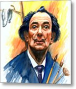 Dali Metal Print by Ken Meyer jr