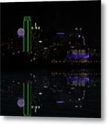 Dallas 2018 And 4 Minutes Metal Print
