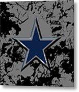 Dallas Cowboys B1 Metal Print