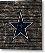 Dallas Cowboys Nfl Football Metal Print