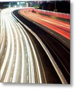 Dallas Morning Rush 122117 Metal Print
