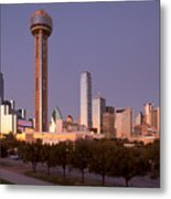Dallas - Texas Metal Print