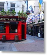Dame Tavern Metal Print