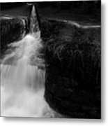 Dammgraben - Dyke Ditch Metal Print