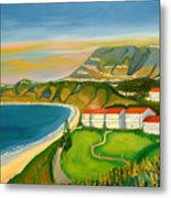 Dana Point Metal Print