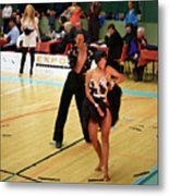 Dance Contest Nr 02 Metal Print