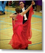 Dance Contest Nr 11 Metal Print